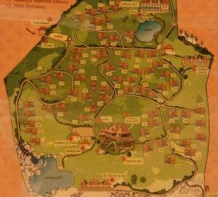 Hotel Plan Santhiya Koh Phangan Resort & Spa