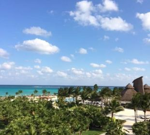 Zimmerausblick Secrets Maroma Beach Riviera Cancun