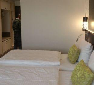 Deluxe Zimmer 10. Etage Hotel The Westin Leipzig