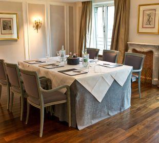 Salon Diana Tagungsraum Hotel München Palace