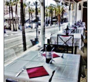 Views from Restaurant Hotel Xaine Park