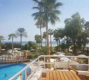 Aussicht  Hotel Club Kastalia
