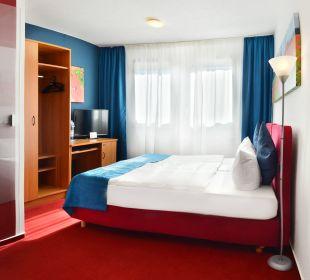 Doppelzimmer Standard centraHOTEL