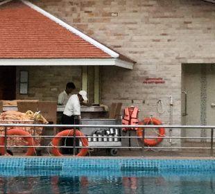 Poolbar  Thai Garden Resort