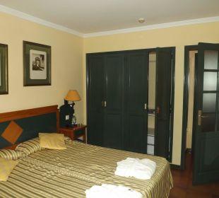Die Betten sind gemacht Hotel Hacienda San Jorge