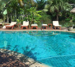 Poolanlage Hotel Baan Chai Thung