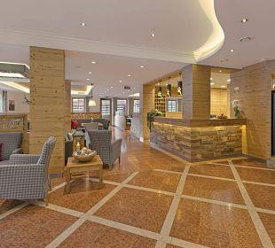 Hotel Kristall - Reception - Grossarl Hotel Kristall