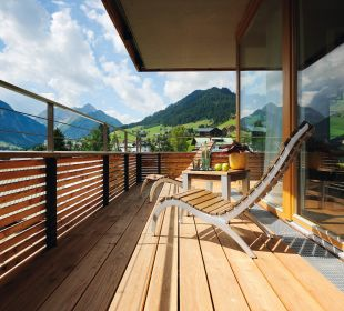 Balkon Travel Charme Ifen Hotel Kleinwalsertal