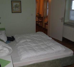 Schlafzimmer Gästehaus Martinsklause