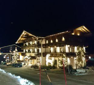 Außenansicht Hotel Lärchenhof