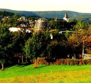 Blick vom Hapimag Resort hinüber nach Winterberg Hapimag Resort Winterberg