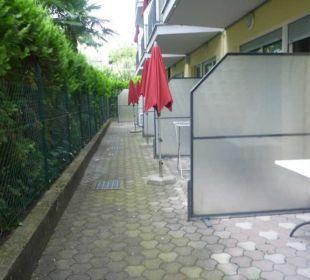1Zi. Budget-Apartement Hapimag Resort Merano