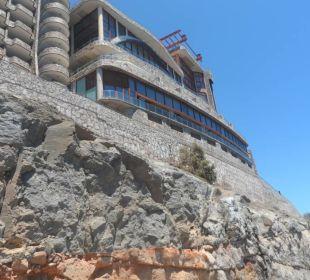 Wygląd z zewnątrz  Gloria Palace Amadores Thalasso & Hotel