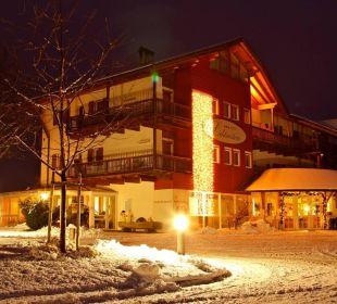 Weihnachtsdekoration  Hotel Lichtenstern