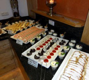 Dessert-Büffet Hotel Gabriela