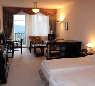 Mein Zimmer Hotel Panhans