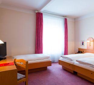 3-Bettzimmer Hotel Terrace