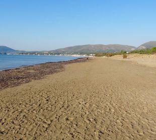 Laganas Strand mit Naturschutzgebiet Hotel Louis Zante Beach