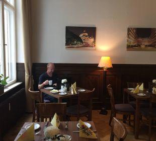 Gemütlich frühstücken Hotel Tiergarten Berlin