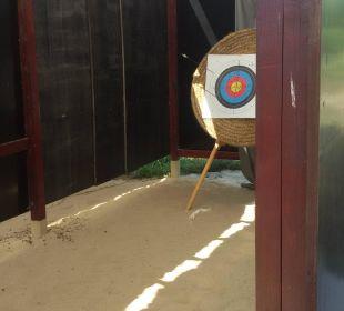 Bogen und Pistolenschießen Sol Luna Bay & Mare Resort