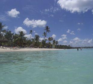 In Richtung Strand Dreams La Romana Resort & Spa