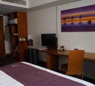 Zimmer Hotel Premier Inn London Wembley Stadium