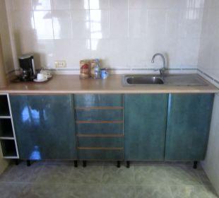 Miniküche Barcelo Solymar Beach Resort