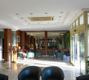 Lobby van het hotel smartline Kaptan