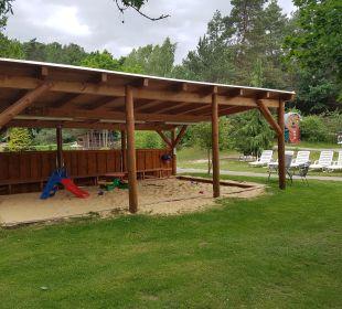 Gartenanlage Familotel Family Club Harz