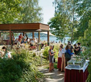 Gartenanlage Kongresshotel Potsdam am Templiner See