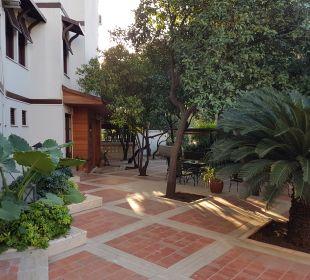 Gartenanlage Aspen Hotel