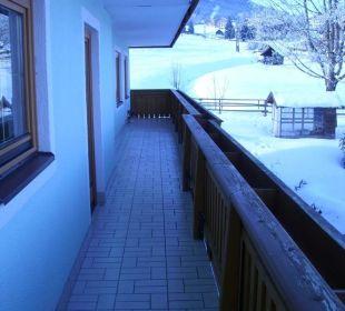 Balkon Hotel Das Platzl