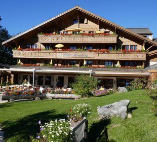 Hotel Hornberg von Süden Romantik Hotel Hornberg