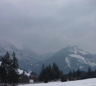 Ausblick Kinderhotel Oberjoch