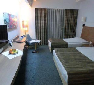 Zimmeransicht Hotel Concorde De Luxe Resort