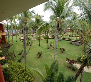 Ausblick vom Balkon des Punta Cana IBEROSTAR Hotel Punta Cana