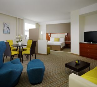 Junior Suite Courtyard Hotel by Marriott Berlin Mitte