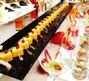Buffet... Lily Beach Resort & Spa