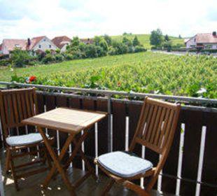 Zimmer 3 Balkon Gästezimmer Fewos Familie Neubert