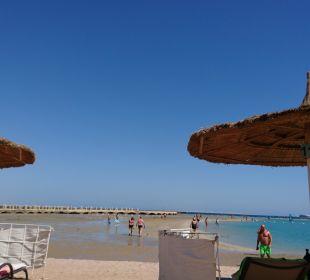 Bei Eppe schon zulaufen Dana Beach Resort