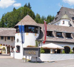 Sommer Schloss Family Hotel Schloss Rosenegg