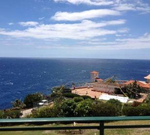 Ausblick vom Zimmer Galo Resort Galosol