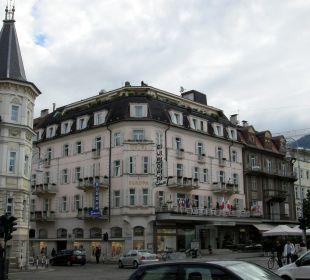 Das Hotel direkt am Theaterplatz Hotel Europa Splendid
