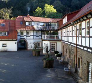 Außenansicht Hardenberg BurgHotel