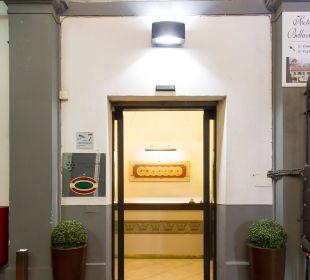 Entrance Hotel Cosimo de Medici