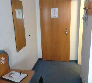 Eingangsbereich Businesshotel Berlin
