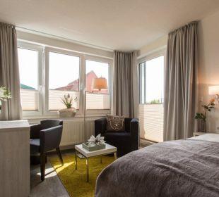 Doppelzimmer  Hotel Tide42