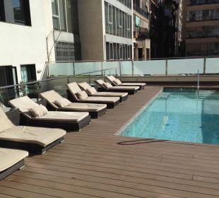 Pool im Innhof Grupotel Gran Via 678