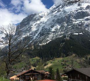 Ausblick Sunstar Alpine Hotel Grindelwald