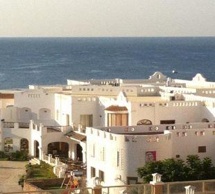 Widok z pokoju - pokój z widokiem na morze Hotel Continental Plaza Beach